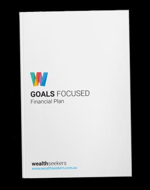 Goals focused financial plan