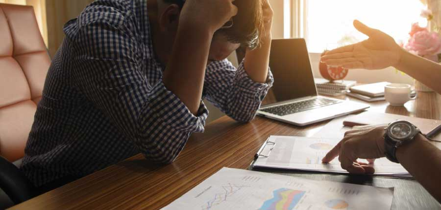 Determine if a company's financial planning policies conflict with your needs