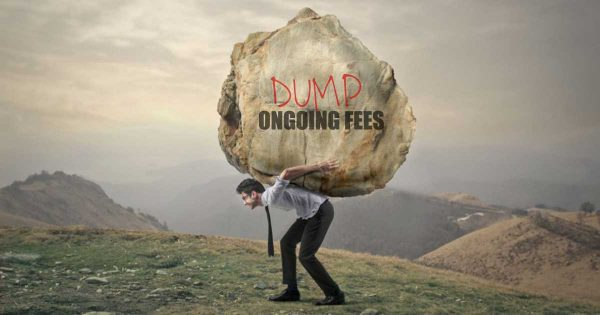 the true cost of ongoing financial advisor fees
