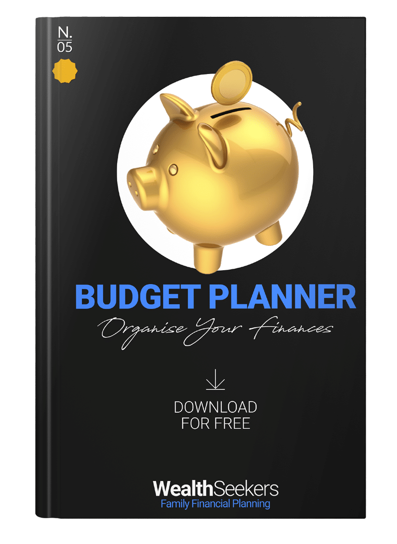 Free Budget Planner (PDF + Spreadsheet)